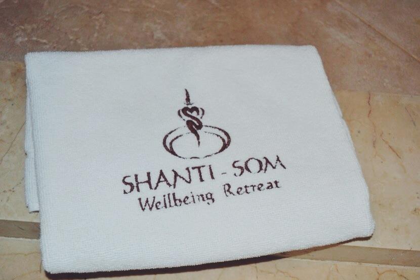 Shower Towel Shanti Som