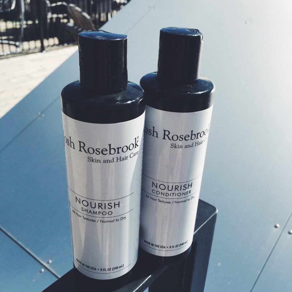 Josh Rosebrook Shampoo Review