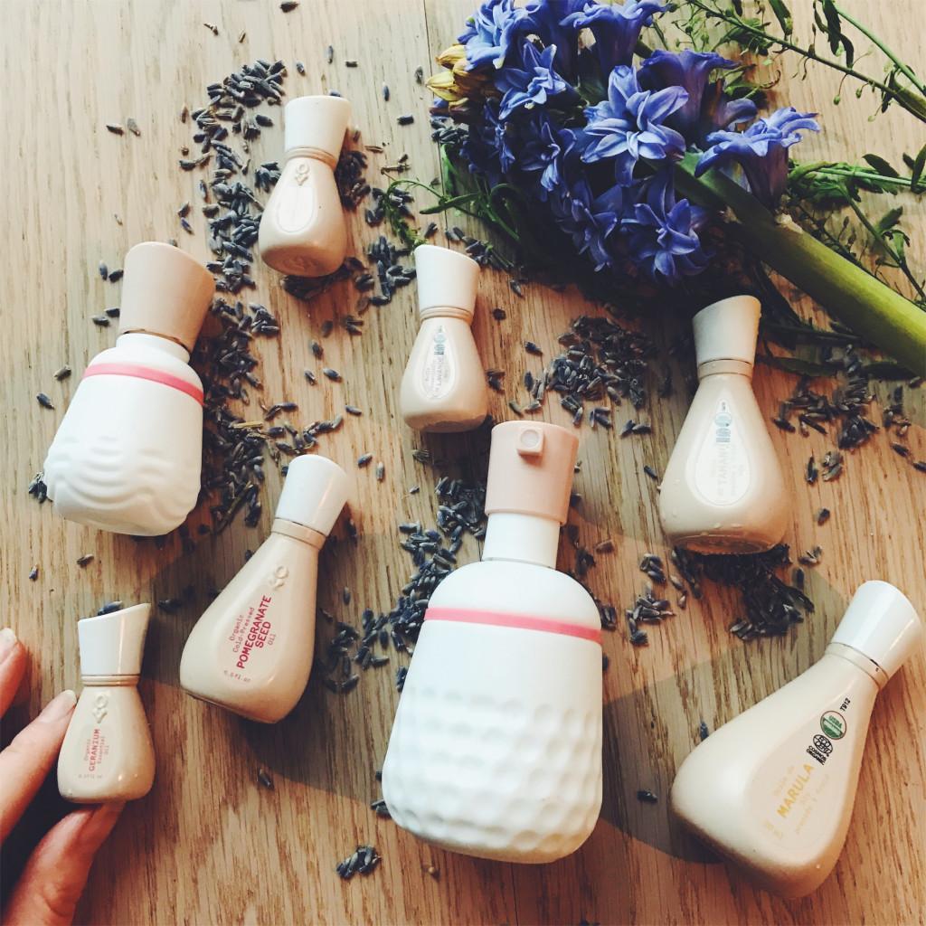 DIY Organic Skincare Oleum Vera